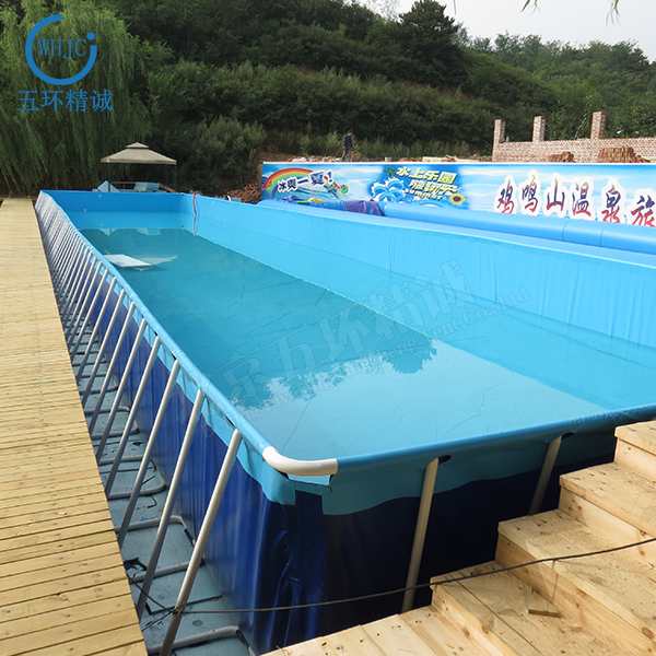 whjc463 Large stents swimming pool