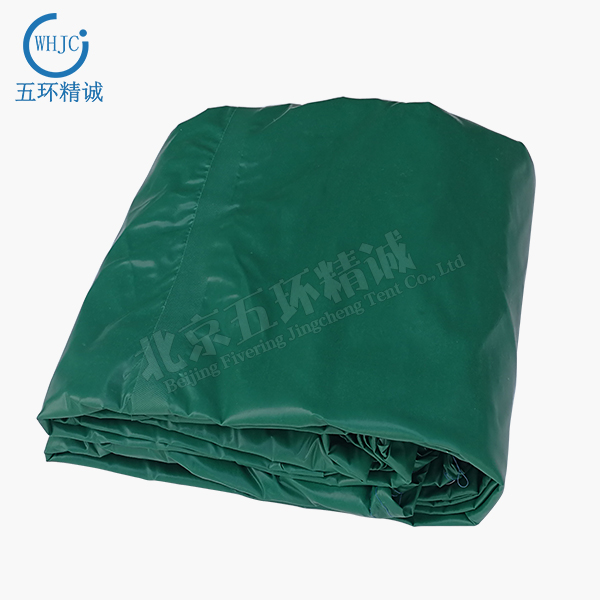 whjc212 Waterproof sunproof anti-corrosion PVC fabric
