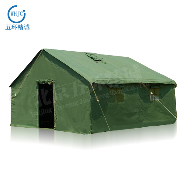 whjc260 Military pole structure tent