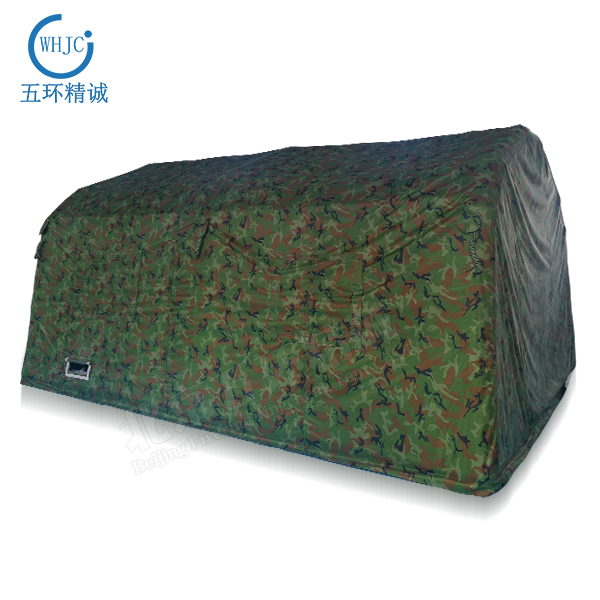 whjc032 Large camouflage inflatable tent